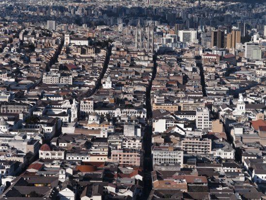 La capital del Ecuador