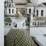 Cúpulas de El Sagrario de Quito