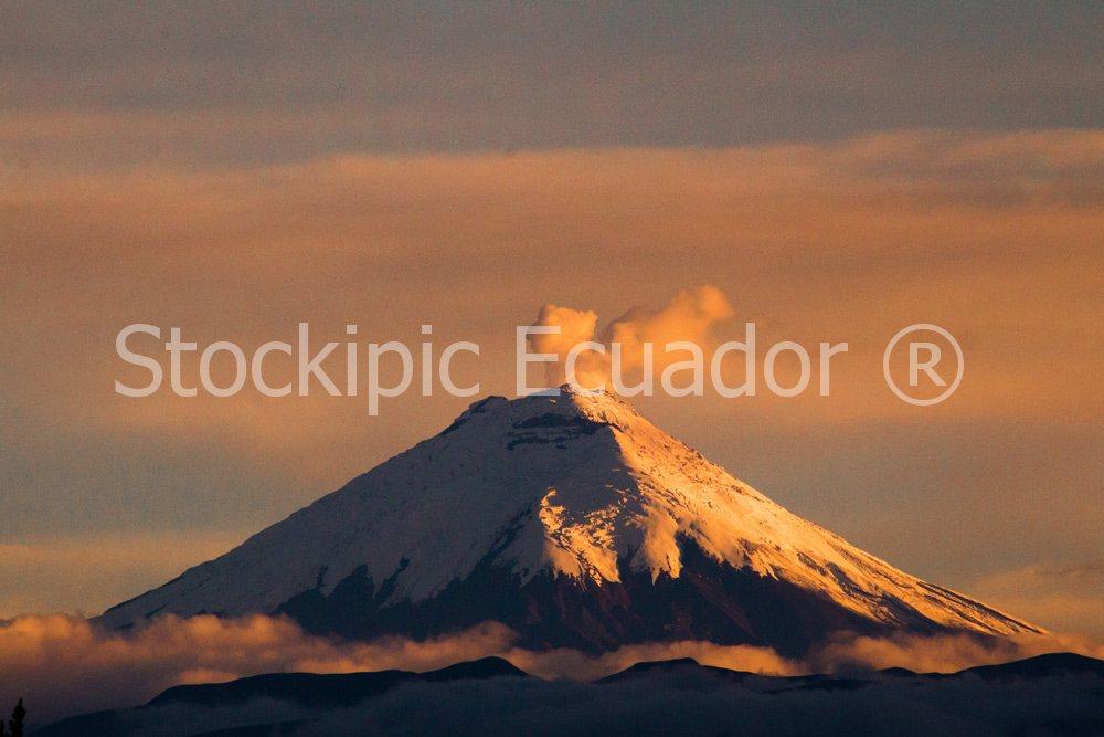 Colcan Cotopaxi Ecuador