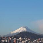 Erupción Cotopaxi