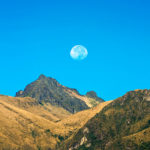 Ruco Pichincha y luna